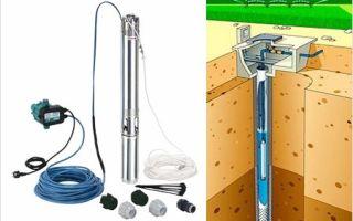 Насосы колодезные для скважин — способы установки и подробная инструкция