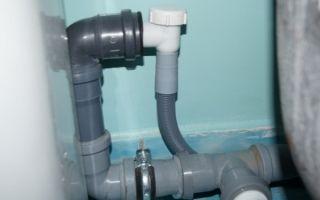 Особенности обратного клапана для стиральной машины — правильный слив воды