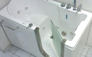 Сидячие ванны — преимущества, характеристики, особенности и фото
