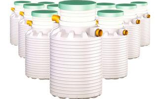 Септик для очистки сточных вод микроб 450 — описание и характеристики
