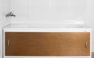 Раздвижной экран для ванной — критерии выбора и разновидности