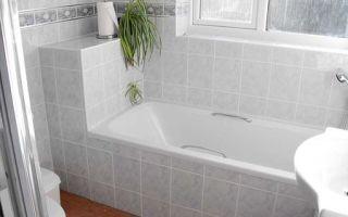 Экраны под плитку в ванную: какие бывают экраны и как их устанавливать