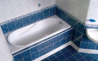 Чистка акриловой ванны в домашних условиях: как и чем чистить, лучшее средство