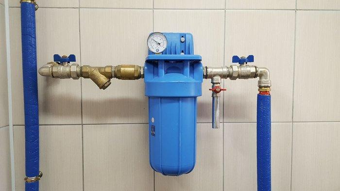 Как пользоваться фильтрами грубой очистки для воды: виды и характеристики, установка и обслуживание